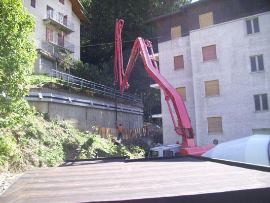 Cinturazione muri  - Piemonte - Provincia di Cuneo