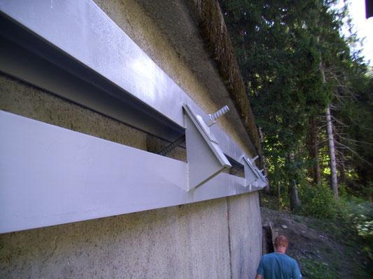 Cinturazione muri - Finiture finali - Piemonte CN