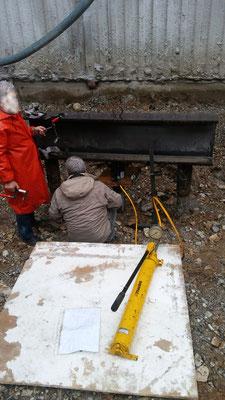 Prove di carico su micropali - Piemonte - CN