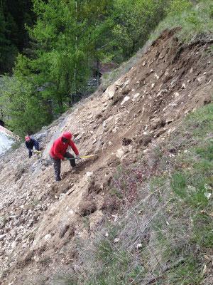 Disgaggio e messa in sicurezza pareti e scarpate - Piemonte - CN