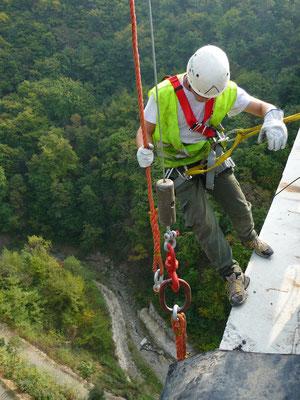 Lavori acrobatici - Piemonte CN