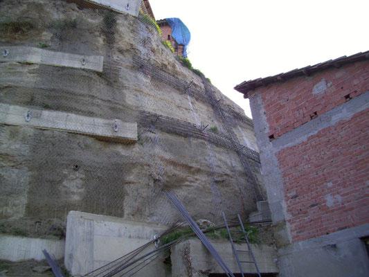 Consolidamento pareti - Disgaggio/pulizia parete - Piemonte CN