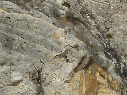 Disgaggio in cava - Piemonte CN