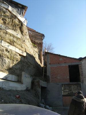 Consolidamento pareti - Piemonte CN