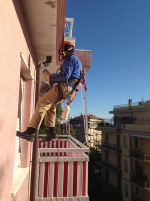 Manutenzione condomini e lavori in fune - Piemonte CN