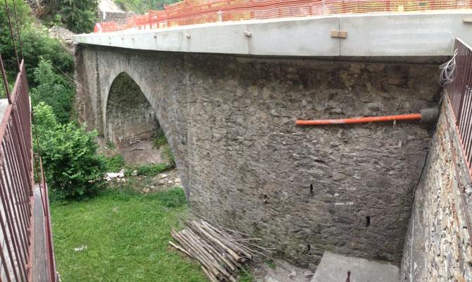 Pulizia e manutenzione per tutela di ponti antichi - Piemonte CN