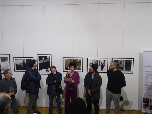 with Graziano Perotti, Alberto Scibona,  Giorgio Galimberti and Fabio Bonanno