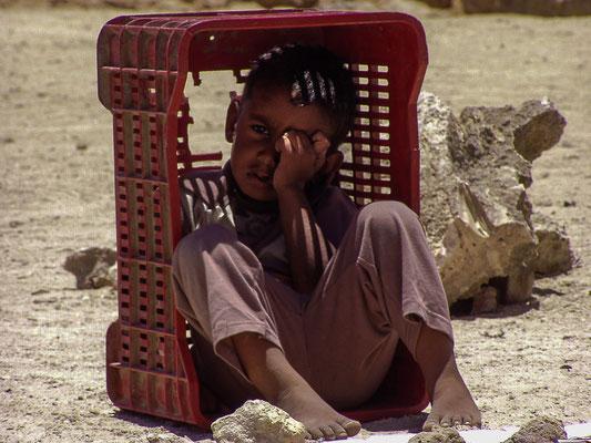 Ras Mohammed Desert - Egypt (2006)