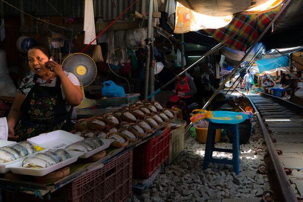 Mae Klong Market - Tailand (2017)