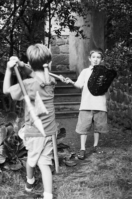 Les petits chevaliers, Clermont-Fd
