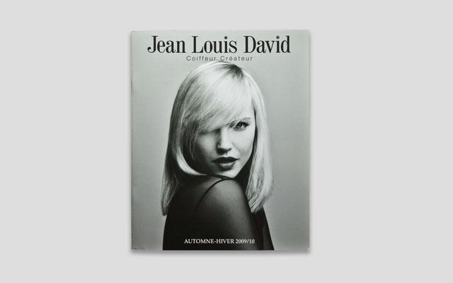 Conception du catalogue JEAN LOUIS DAVID AH09/10 - D.A. Nora Bordjah