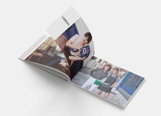 Campagne LANCEL PE19 - Agence Tiss Info / Bang-Bang