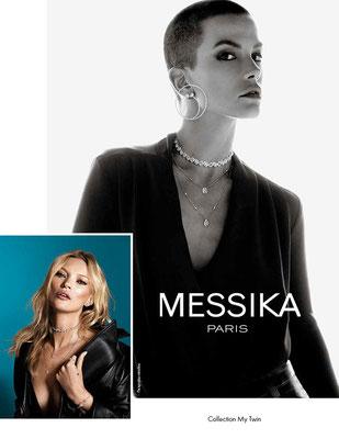 Maquettes d'affichage, catalogues et presse pour clients mode - Agence Tiss Info