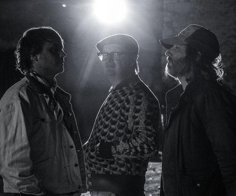 Zombie Zombie - Festival Rock in the Barn 2018