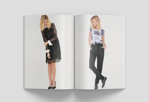Lookbook Brigitte Bardot AH16/17 -  Agence Tiss Info