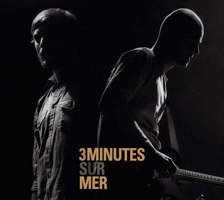 3 Minutes sur mer - Pochette de l'album Des espoirs de singes