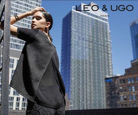 Catalogue et campagne LEO&UGO PE16 - Agence Tiss Info / Bang-Bang