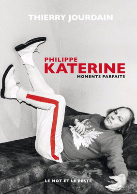 Philippe Katerine - Couverture Moments Parfaits