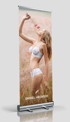 Catalogue et campagne DANIEL HECHTER Lingerie PE17 - Retouche de la lingerie uniquement -  Agence Tiss Info / Bang-Bang
