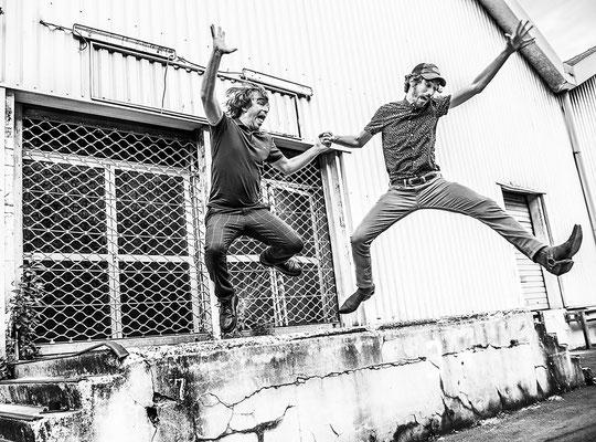 Kim Giani & Baptiste W. Hamon - Equilibre Fragile