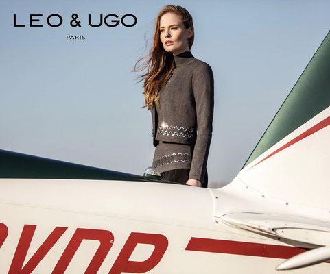 Catalogue et campagne LEO&UGO AH18/19 - Agence Tiss Info / Bang-Bang