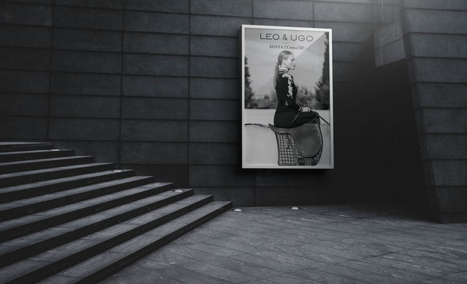 Catalogue et campagne LEO&UGO AH19/20 - Agence Tiss Info / Bang-Bang