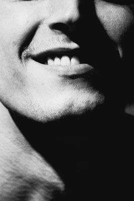 Le sourire d'un ange noir - Seb, Paris