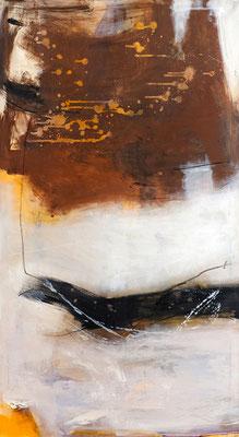 Acryl auf LW, 100 x 180 cm