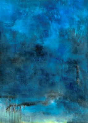 Acryl auf LW, 130 x 180 cm