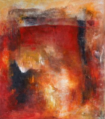 Acryl auf LW, 160 x 180 cm