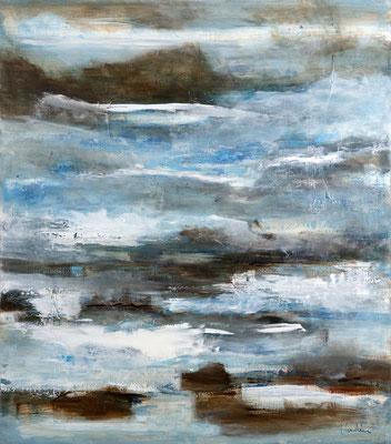 Acryl auf Holz, 140 x 160 cm