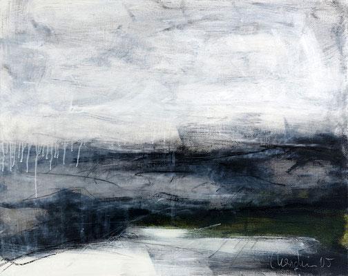 Acryl auf LW, 80 x 100  cm