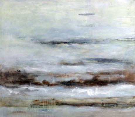 Acryl auf LW, 160 x 140 cm