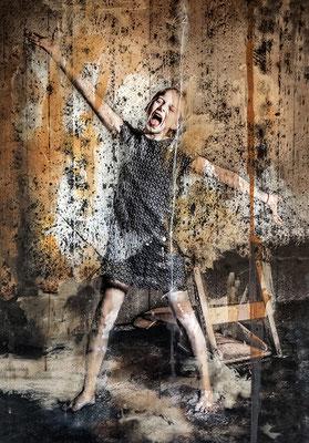 Martina Chardin, Traum oder Realität 04, 140 x 200 cm auf Leinwand