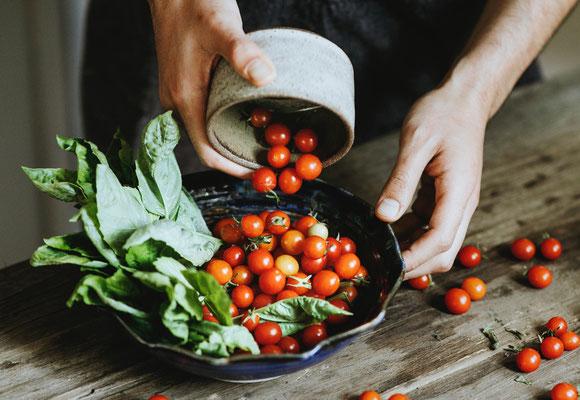 handgemachter Mexikaner Tomaten Münster Scharf
