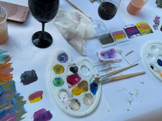 Malen ohne Vorkenntnisse