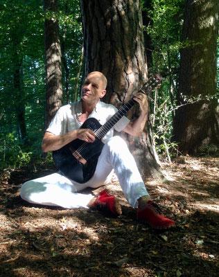 Anugraha - Guitars, Bass, Synthesizer
