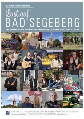 Lust auf Bad Segeberg, Ausgabe Nov. 2017