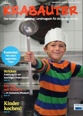Krabauter, Nr. 30, Oktober/November 2017