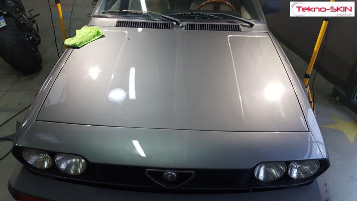 LUCIDATURA ALFA ROMEO GTV del 1981 - In Lavorazione 50/50