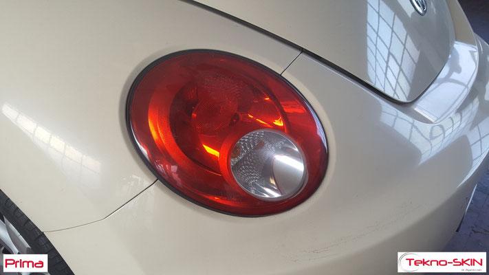 LUCIDATURA FARI POSTERIORI VW NEW BEETLE  Lucidatura Semplice - Prima