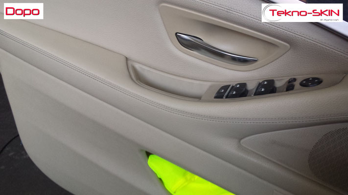 PANNELLO BMW - Ristrutturazione Maniglia - Dopo