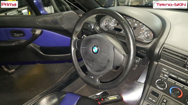 VOLANTE IN PELLE BMW Z3 - Prima