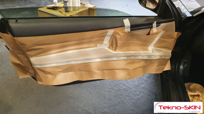 PULIZIA E SANIFICAZIONE BMW 320 CABRIO - In Lavorazione