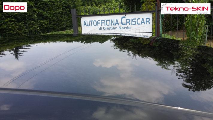 LUCIDATURA CARROZZERIA FIAT GRANDE PUNTO - Dopo