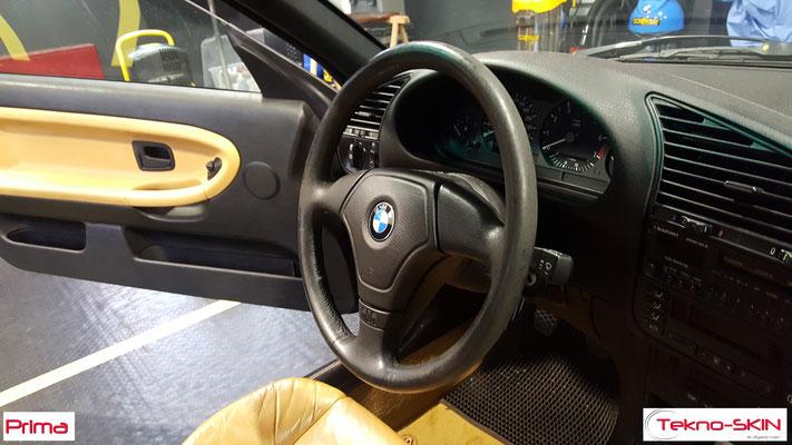 VOLANTE IN PELLE BMW 320i - Prima