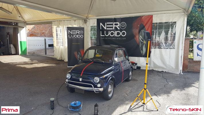 LUCIDATURA FIAT 500L 1972 - Prima
