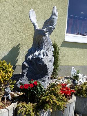 "...mein Adler...Freiheit so wie ""Winnetou"""