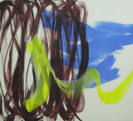 Untitled - 2012 - 180cm x 200cm - Oil on Canvas