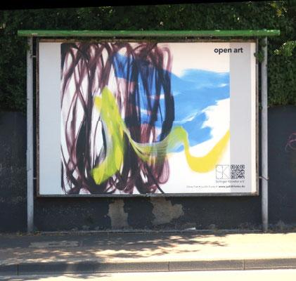 Ohne Titel, Ellerstraße (Ohligs), Solingen